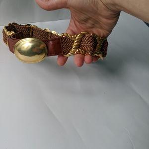 Vintage deadstock belt. New